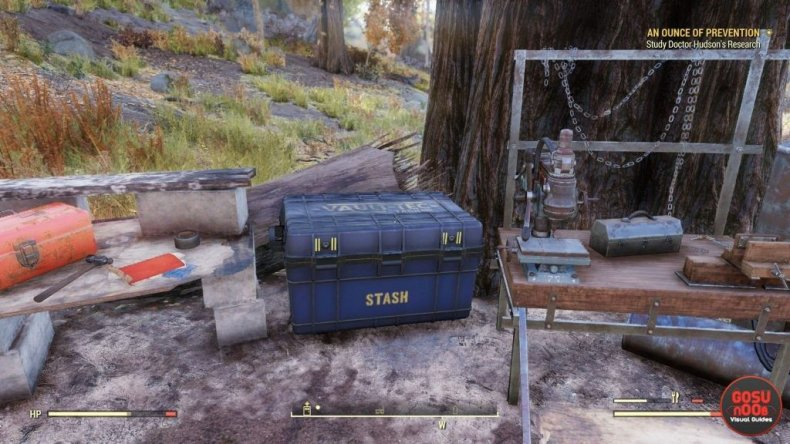 Fallout, 76, february, patch, 6, update notes, stash, limit, increase, m79, weapon, classification