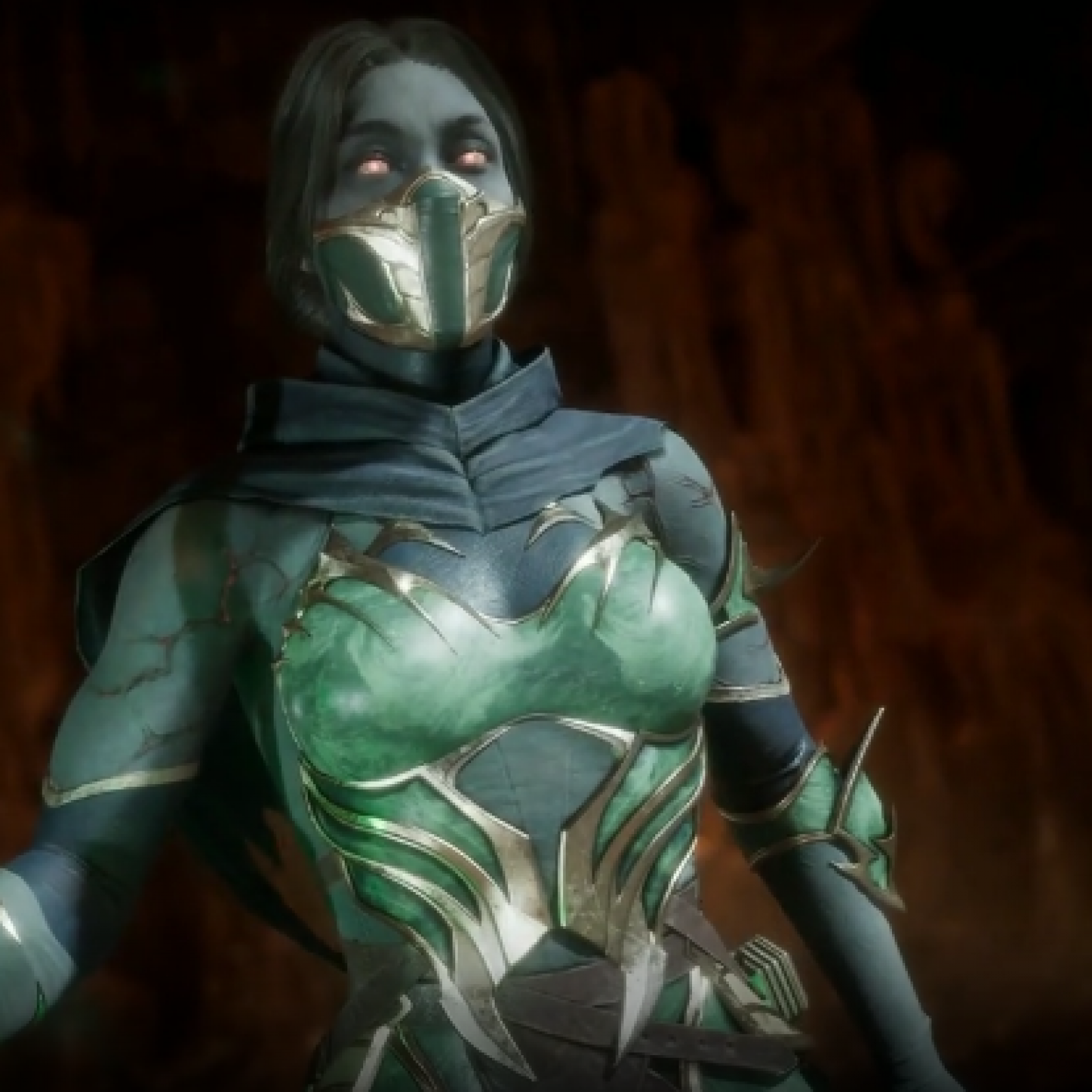 Jade Confirmed For Mortal Kombat 11 Roster First Gameplay Shown