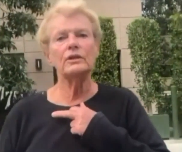 California Racist Rant