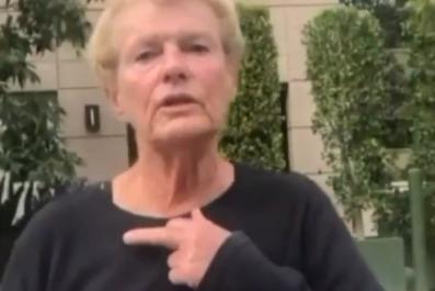California Racist Rant