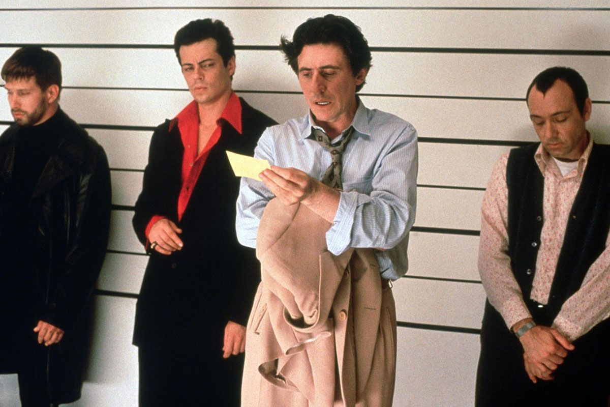 14 The Usual Suspects