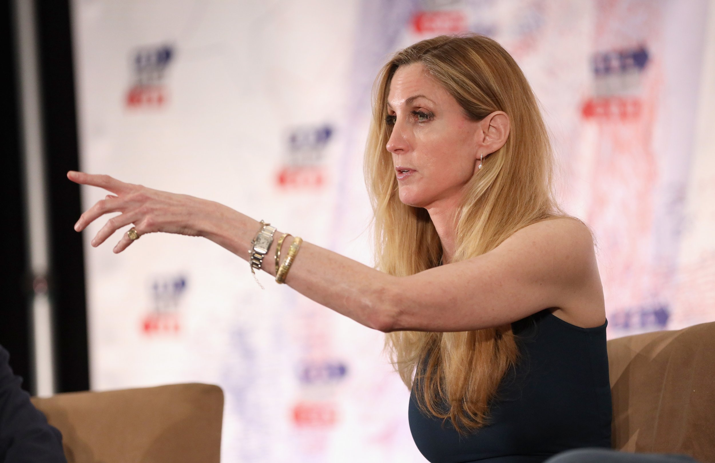 """Ann Coulter says Donald Trump is trying to """"scam the stupidest people in his base"""" with a national emergency"""