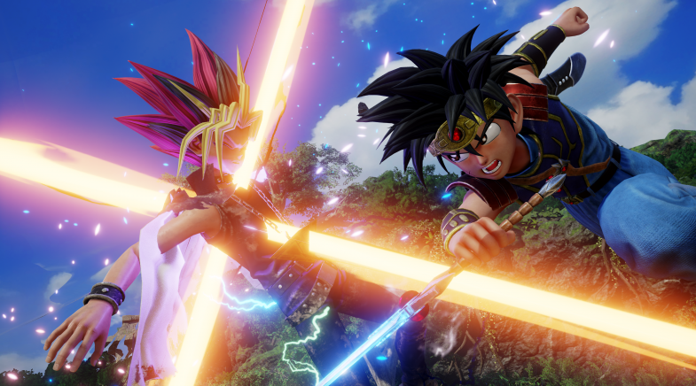 yugi vs dai jump force how to unlock every character