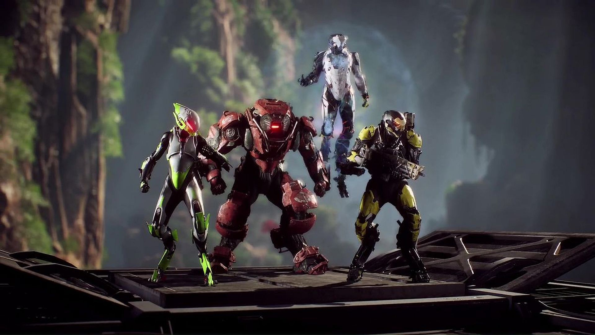 anthem solo group matchmaking