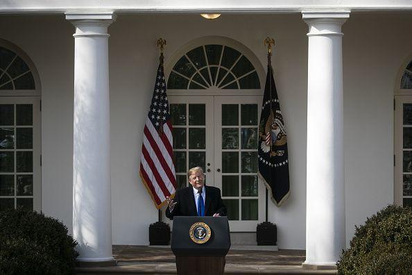 democrat, donald, trump, national, emergency, declaration,