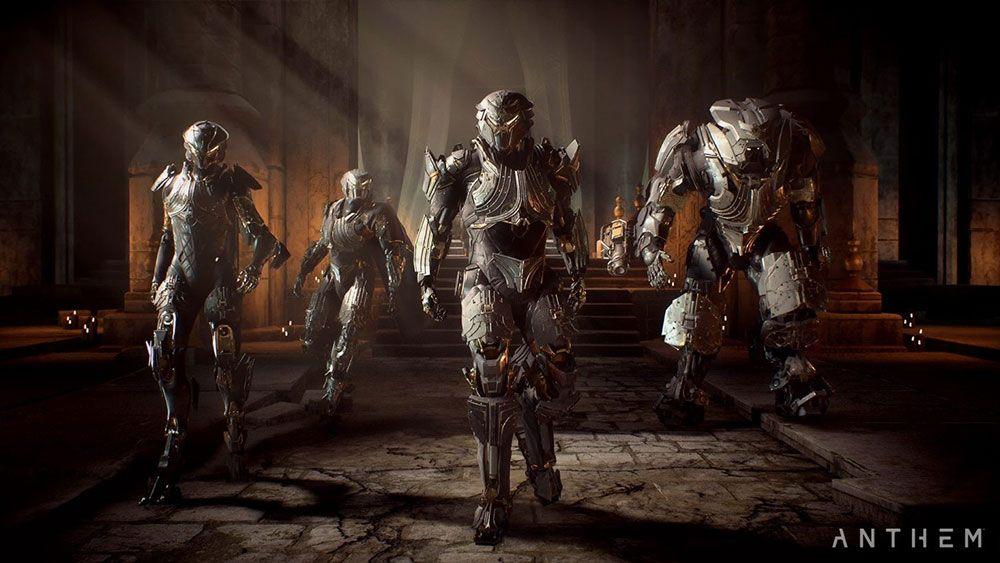 anthem legion of dawn armor edition preorder bonus