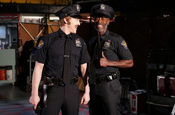 Watch Don Cheadle Host 'SNL'