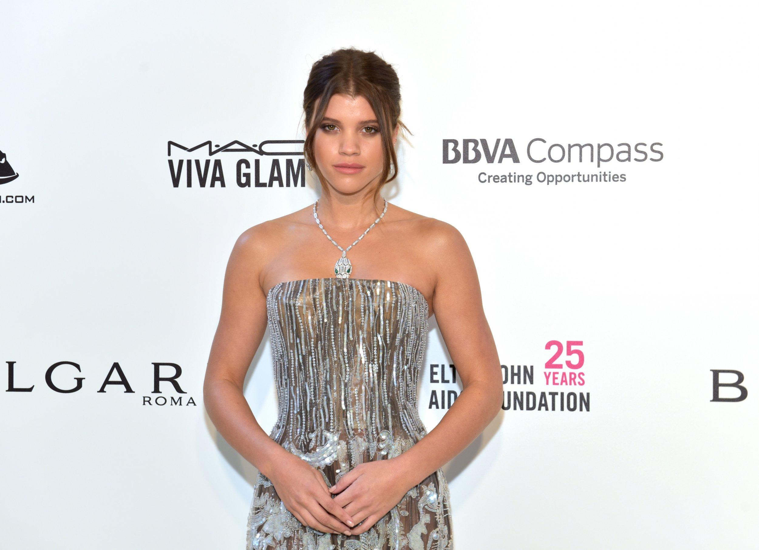 Sofia Richie Won't Appear on 'Kardashians'