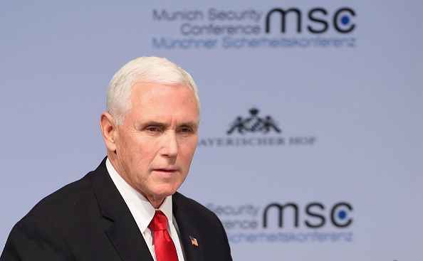 mike pence MSC
