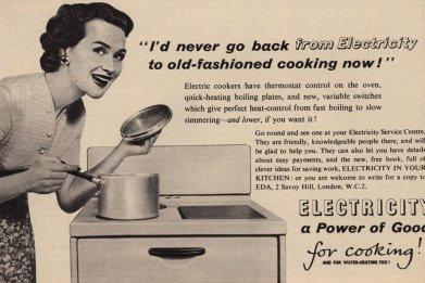 Women Vintage Ad