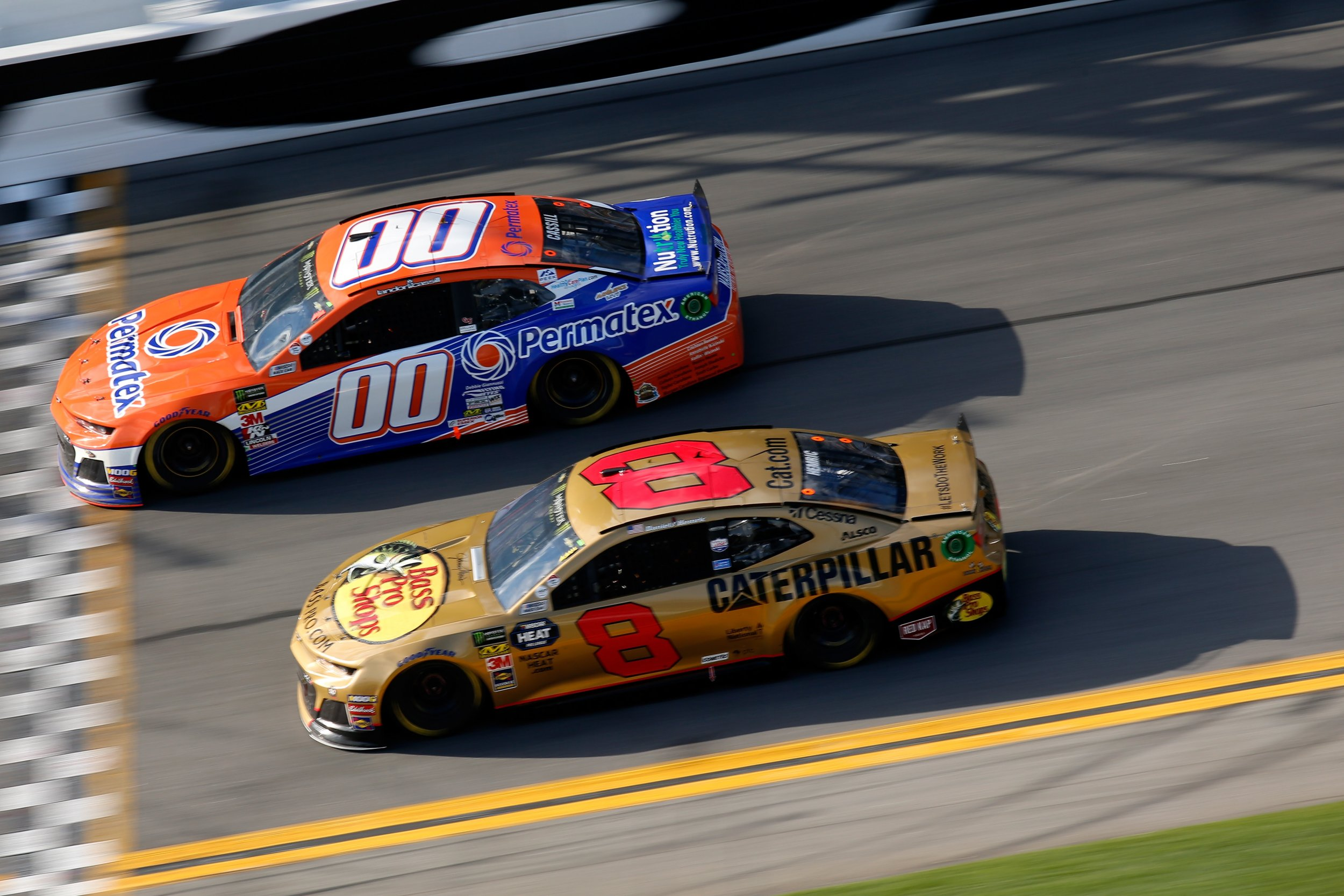 Daytona 500: Who Is In the Lead?