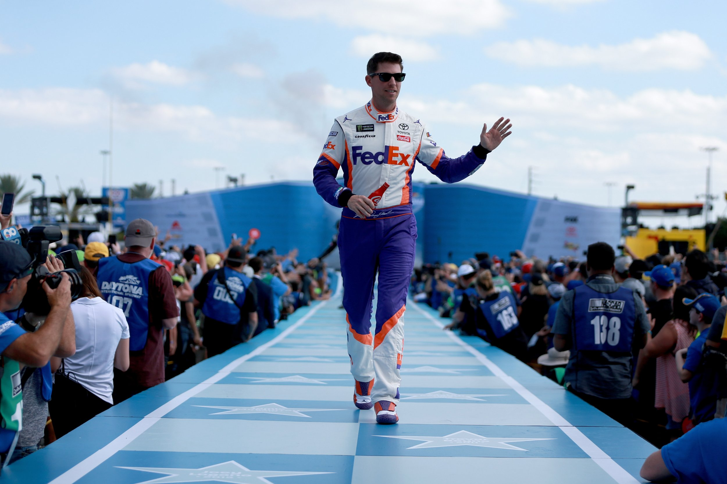Daytona 500: Who Is In the Lead of the Annual NASCAR Race?