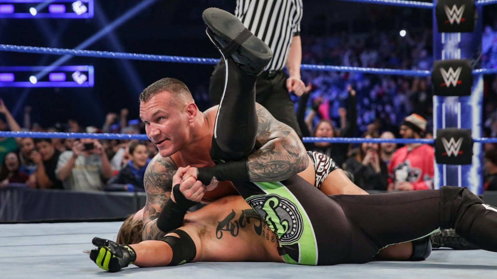 randy orton beats aj styles elimination chamber 2019 results