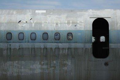 Abandoned Airplane