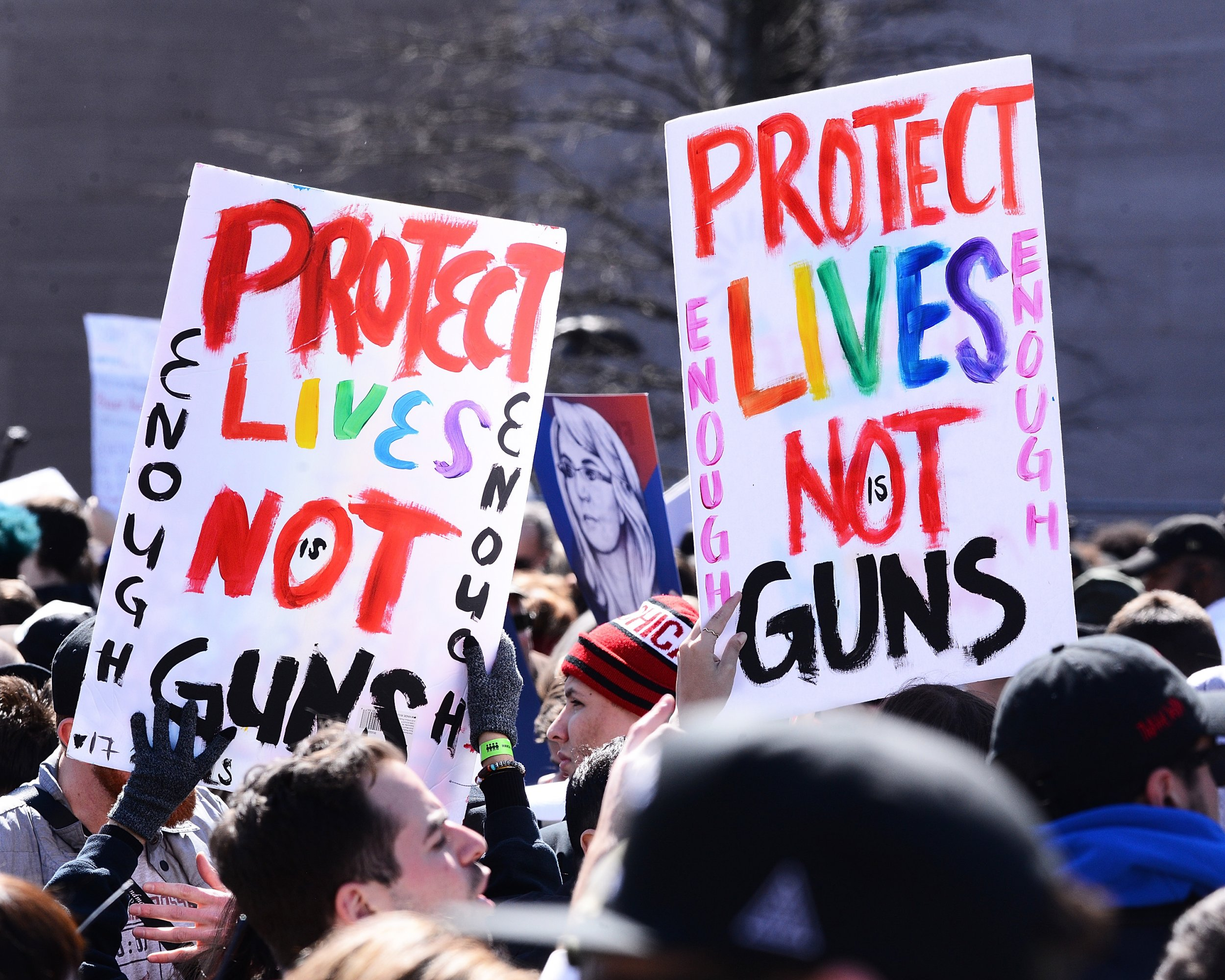 gun control march for our lives protest