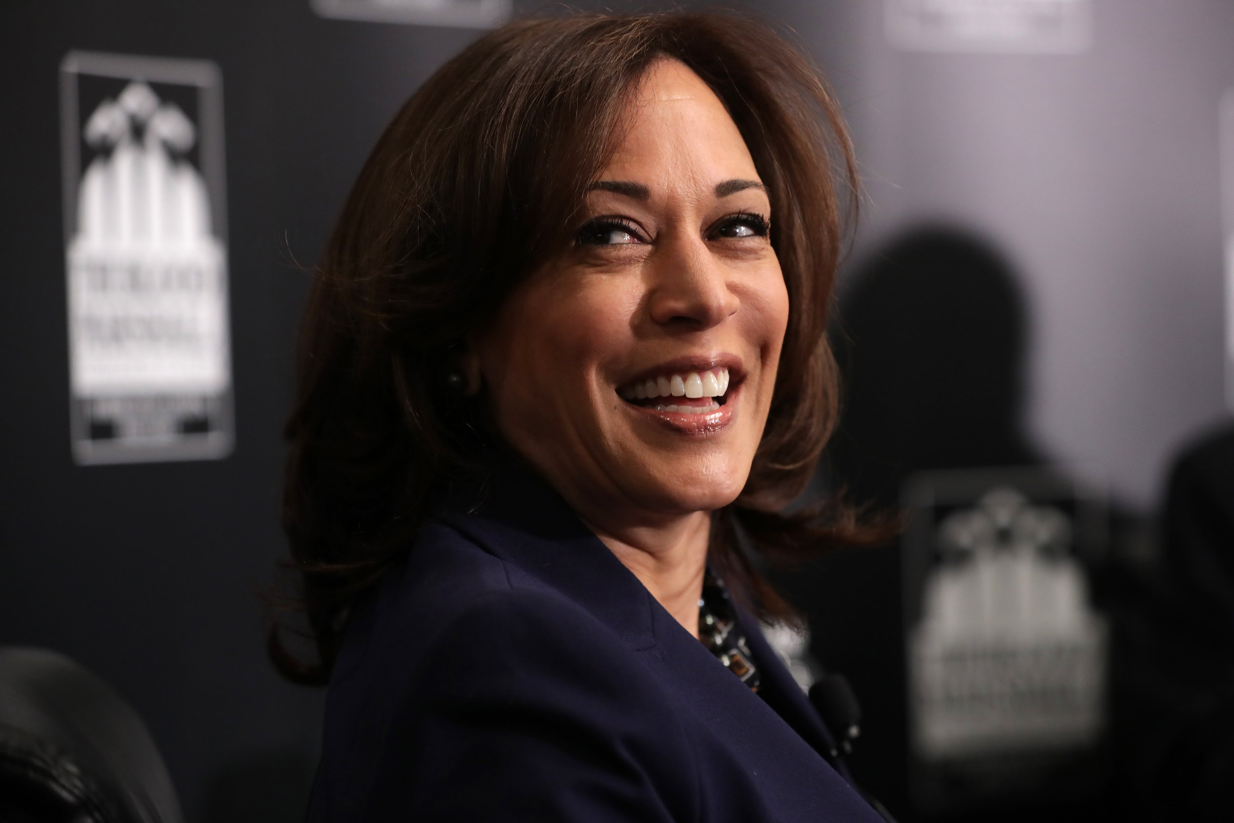 Kamala Harris, Nomination