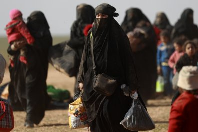 Syria ISIS woman American
