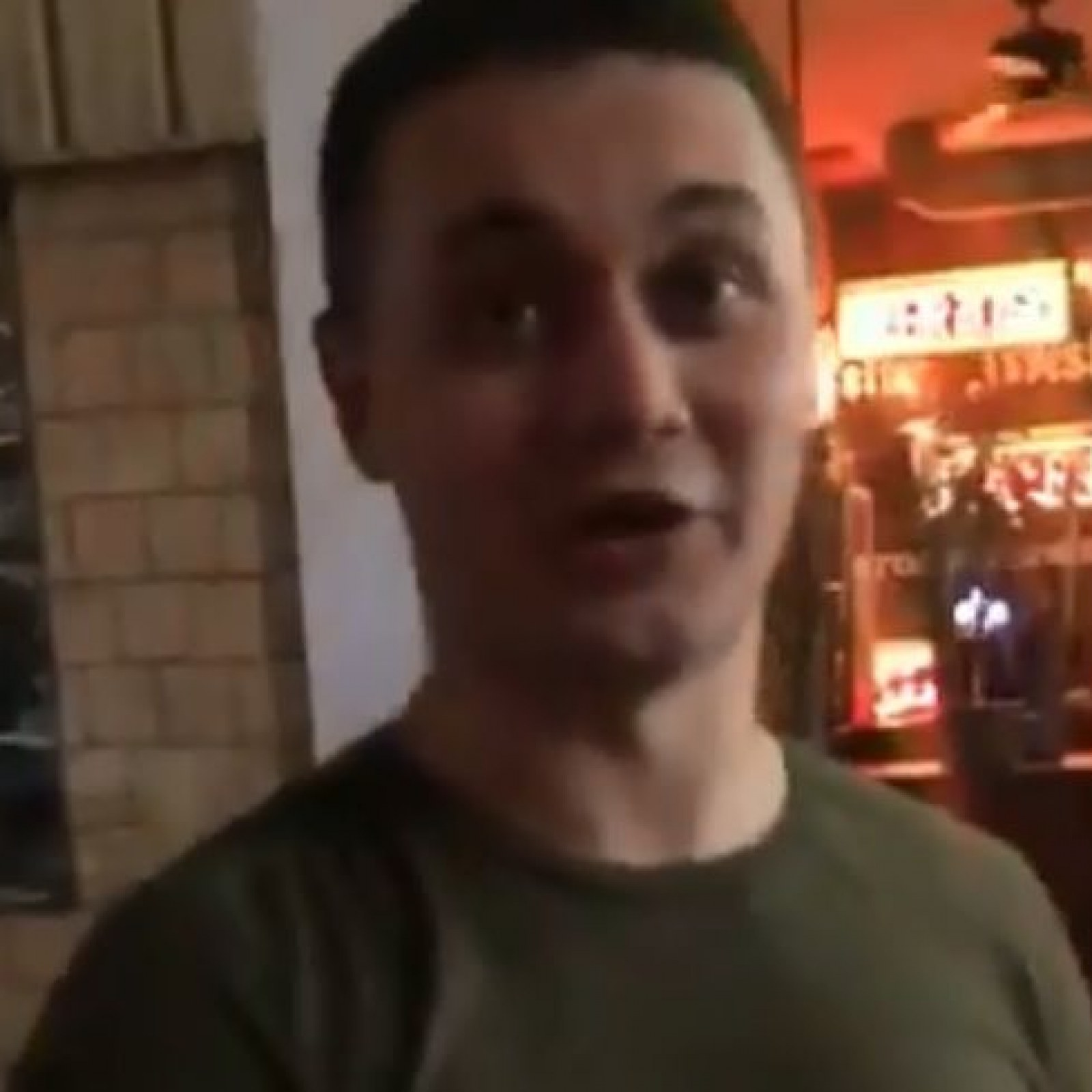 Video: Utah Police Hunt Man Who Asked 'Are You Gay Though