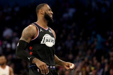 LeBron James, LA Lakers