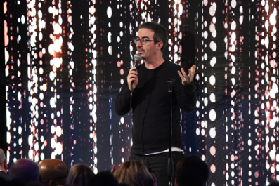 John Oliver Rips Donald Trump For Florida Getaway After President's National Emergency Delcaration