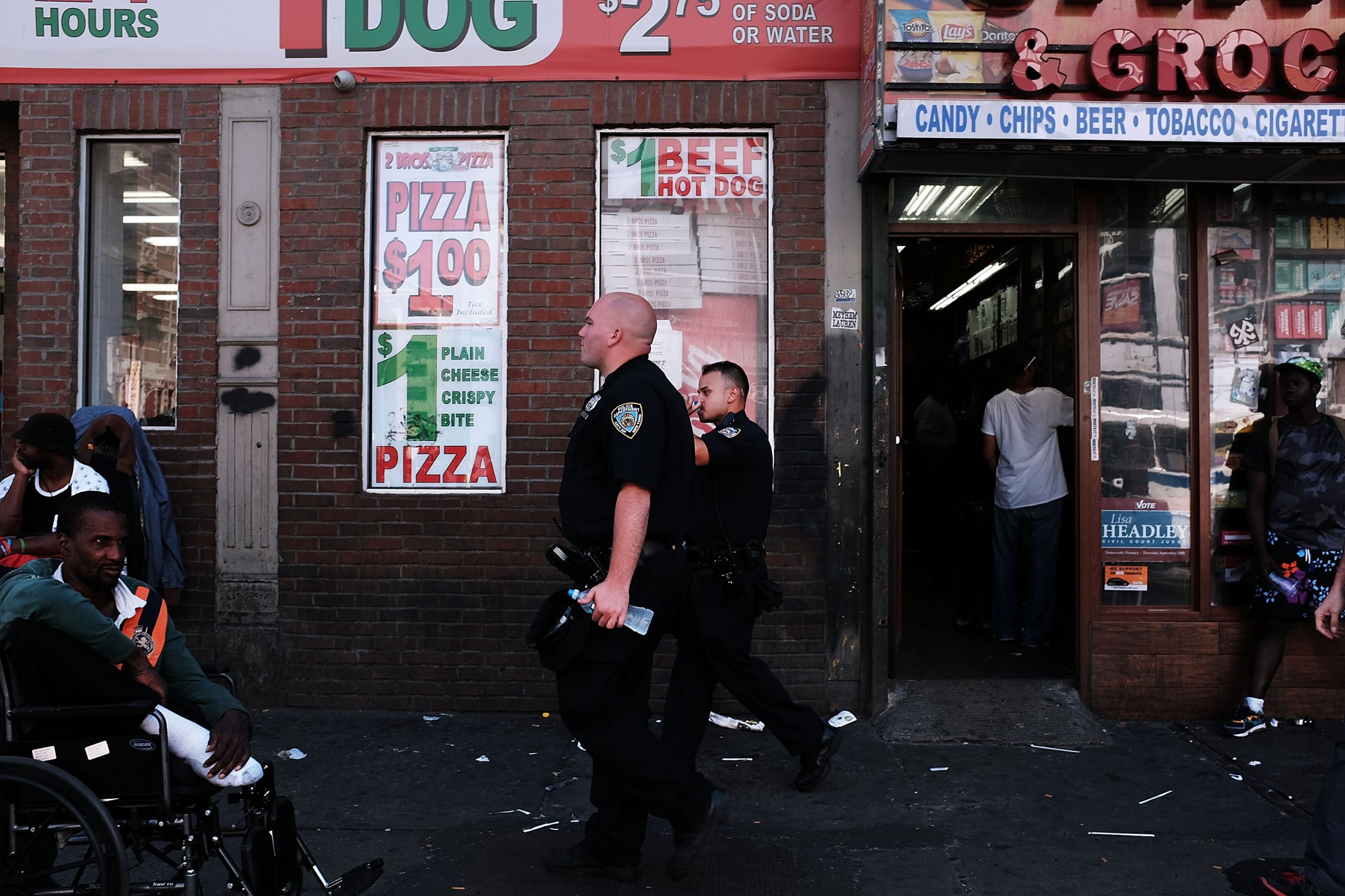 Weed and New York City Bodegas