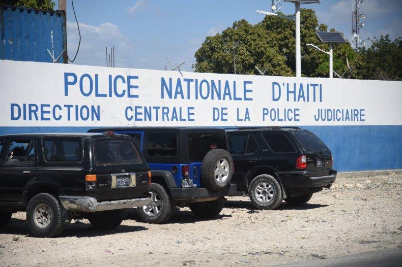 Haiti Americans arrested