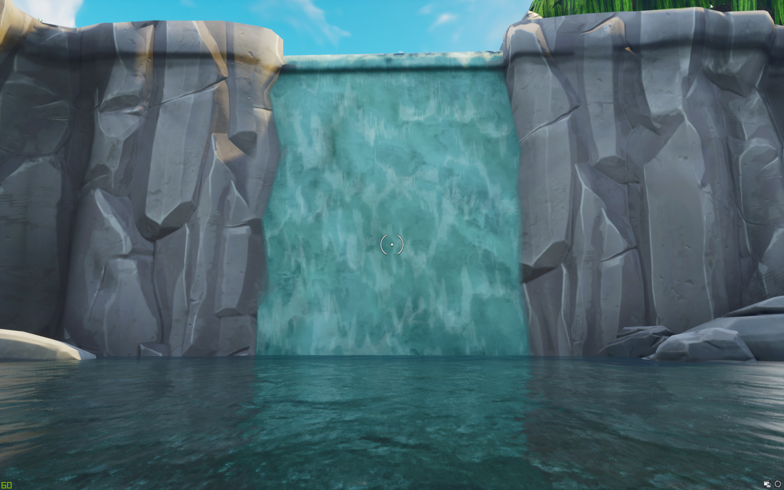 Fortnite Overtime Challenges Where To Find Different Waterfall - fortnite where to find 7 water locations overtime challenge