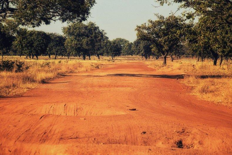 Ghana roads