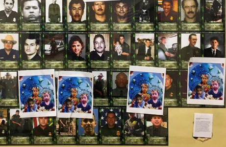 border patrol museum fallen agents
