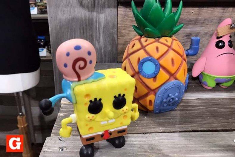 Funko Toy Fair 2019 Spongebob