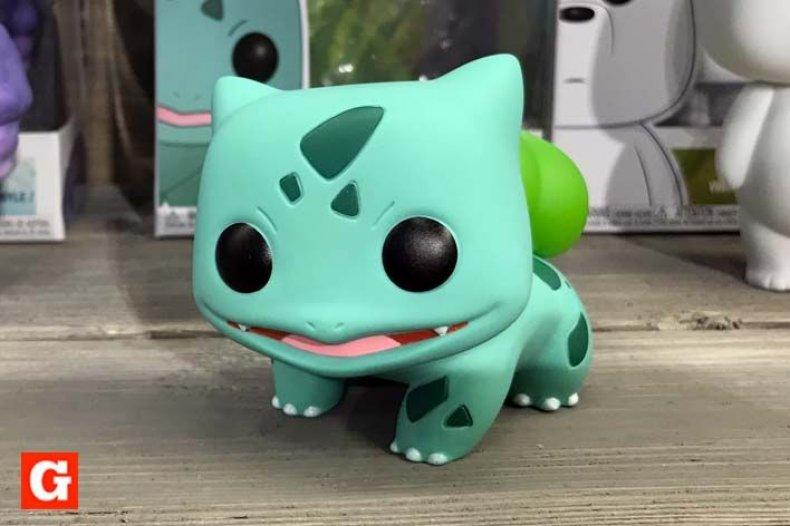 Funko Toy Fair 2019 Bulbasaur