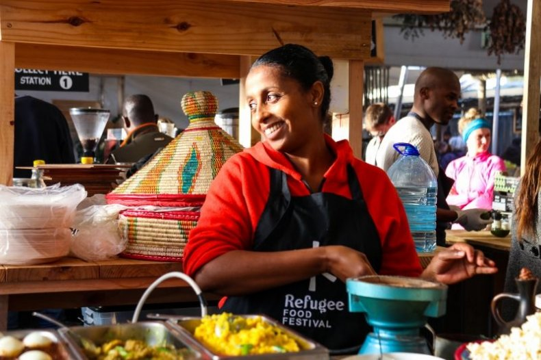 Restaurant of the Year - Refugee Food Festival