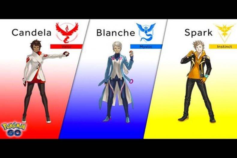 pokemon_go_team leaders medallion change