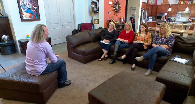 'Sister Wives' Tense Conversation Regarding Moving Back to Utah