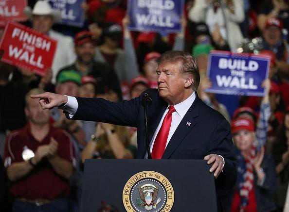 Trump Border Wall ACLU