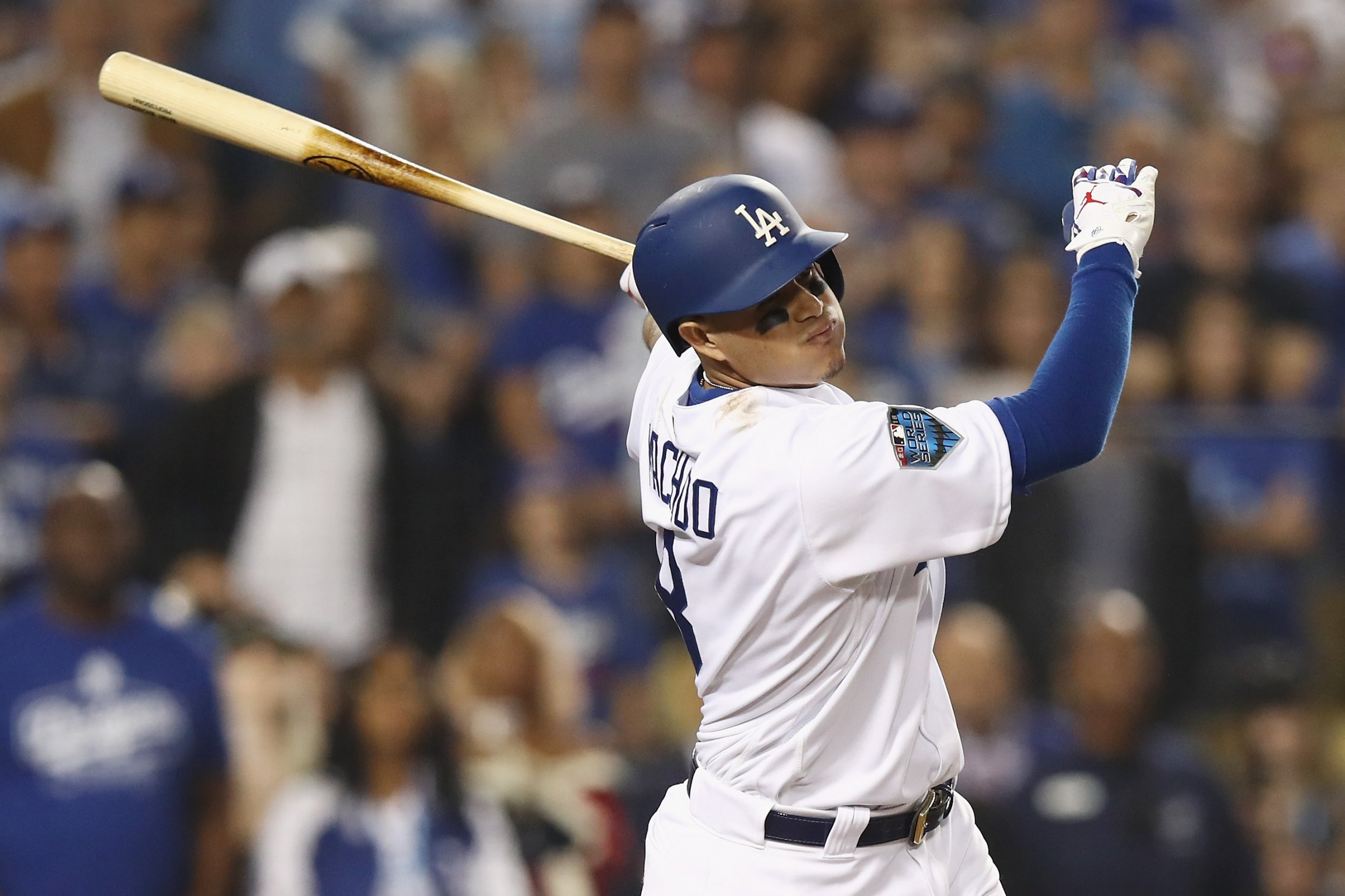 Manny Machado, Los Angeles Dodgers
