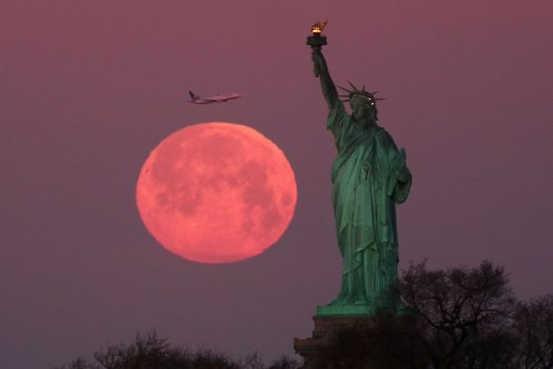 Is There a Full Moon Tonight: March 2019 Full Worm Moon