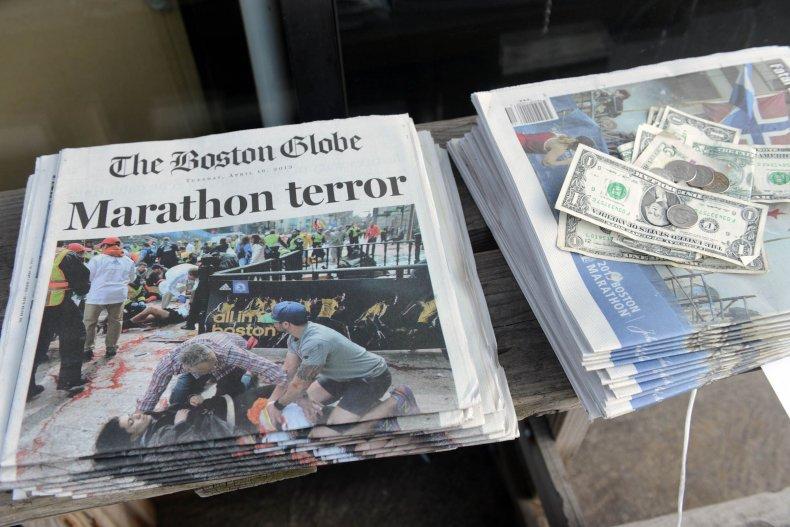 Terrorism US media coverage
