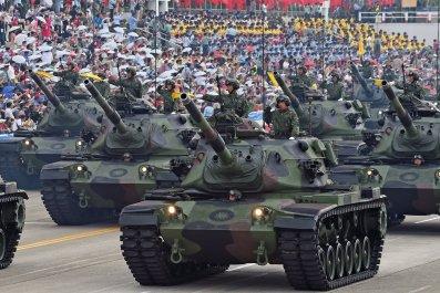 Taiwan China defense military invasion
