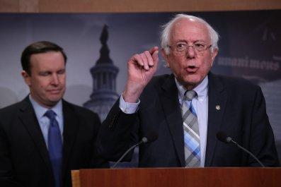 Bernie Sanders, Kamala Harris