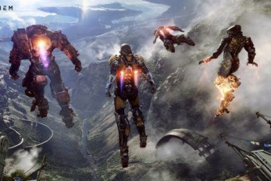anthem day one patch notes ea load time error