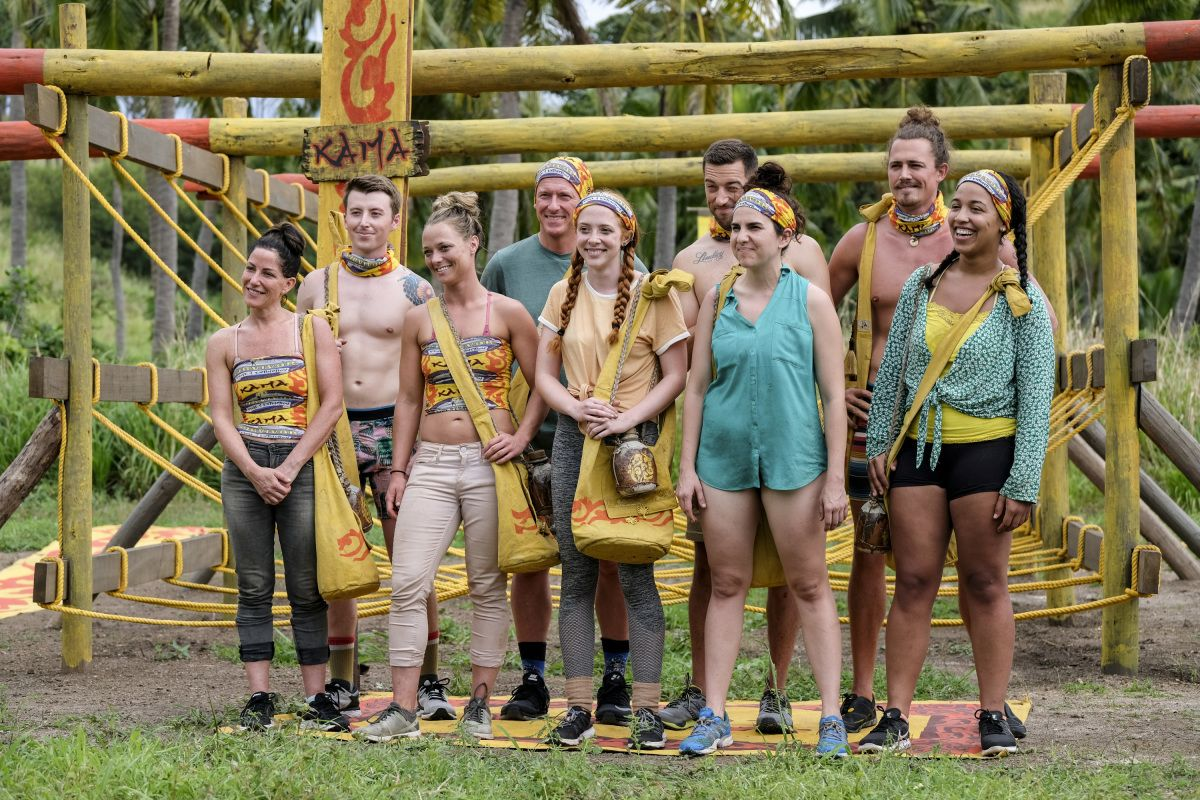 Survivor Edge of Extinction Premiere Spoilers