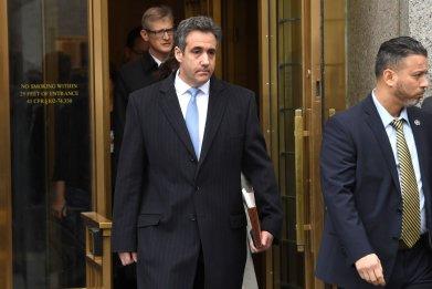 Michael, Cohen, prison, delay
