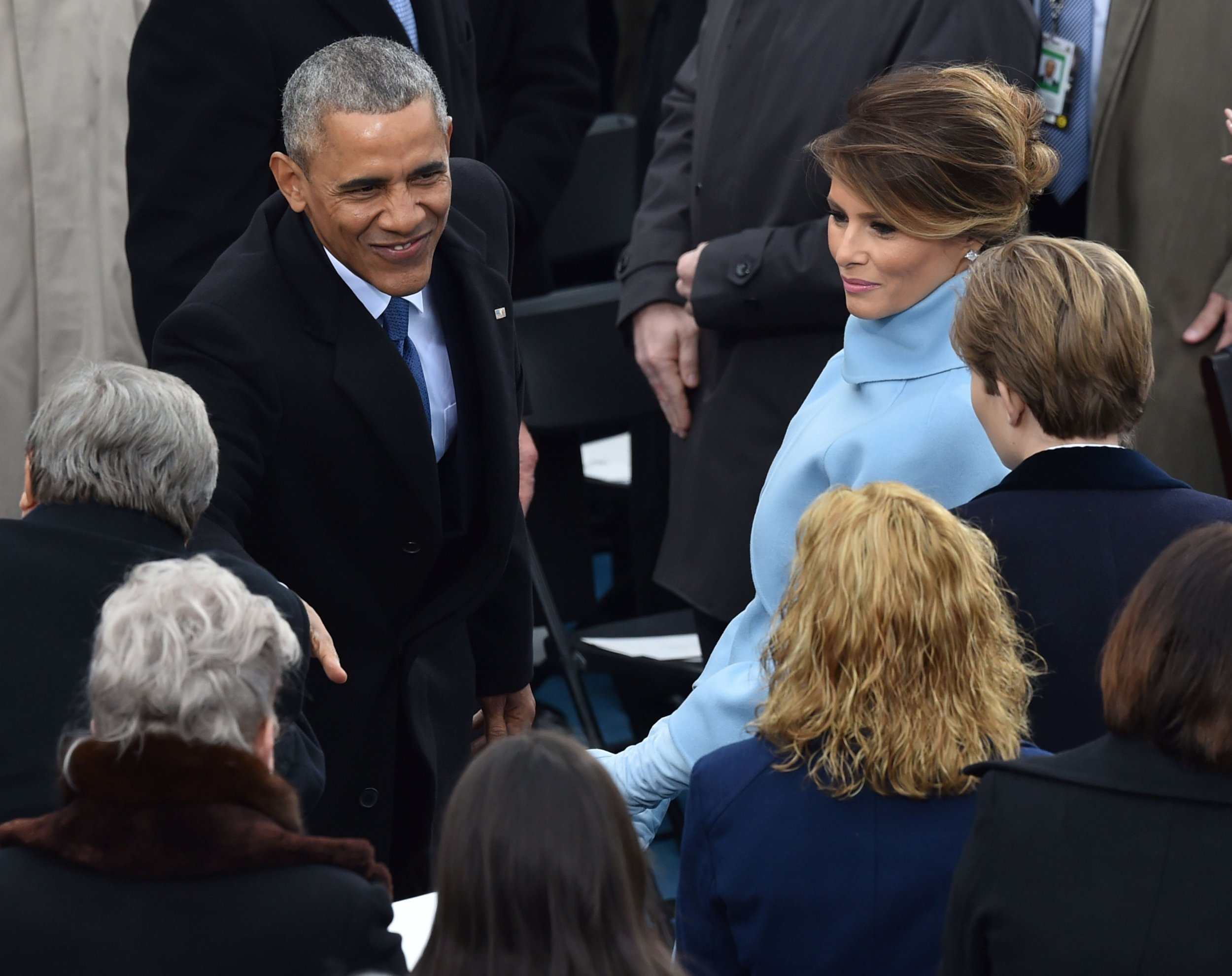barack, obama, melania, trump, bullying