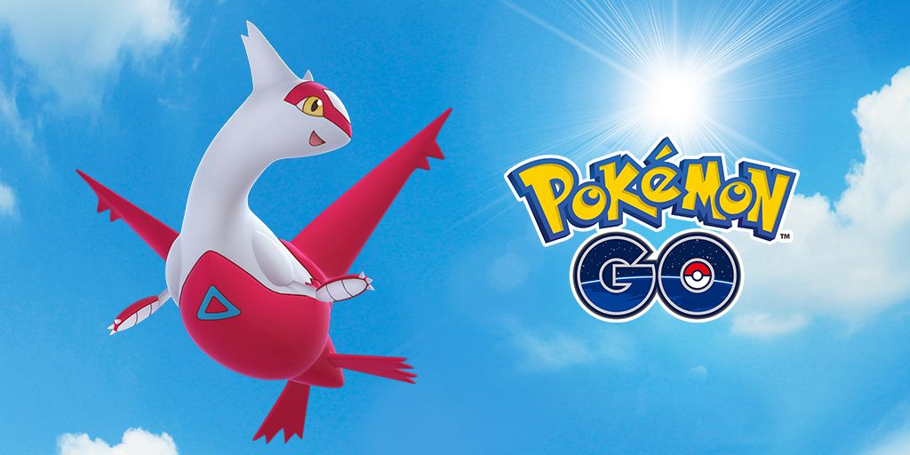 pokemon go shiny latias raid event start time counters