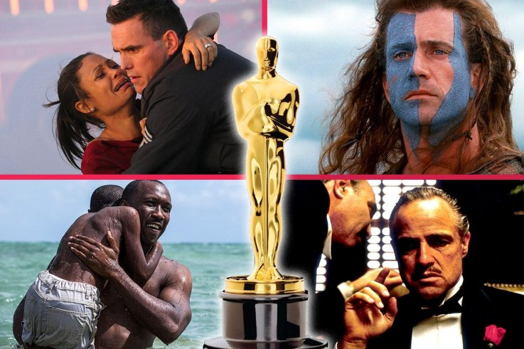 Oscars: Every Best Picture Winner of the Past 50 Years