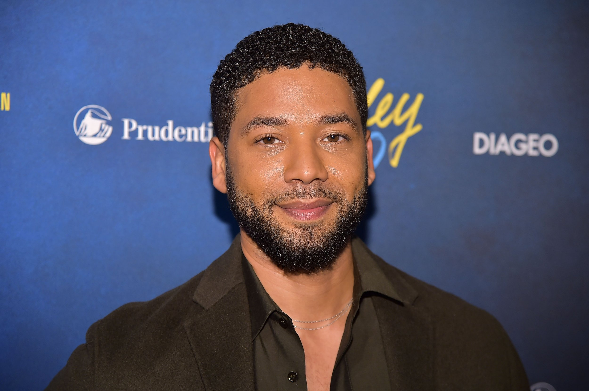 Jussie Smollett arrested detained custody