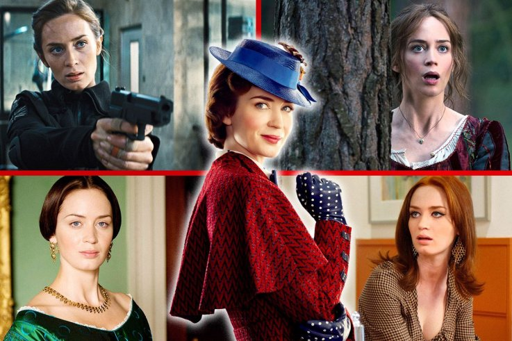 Emily Blunt's Birthday: Her 20 Best Movies Ranked