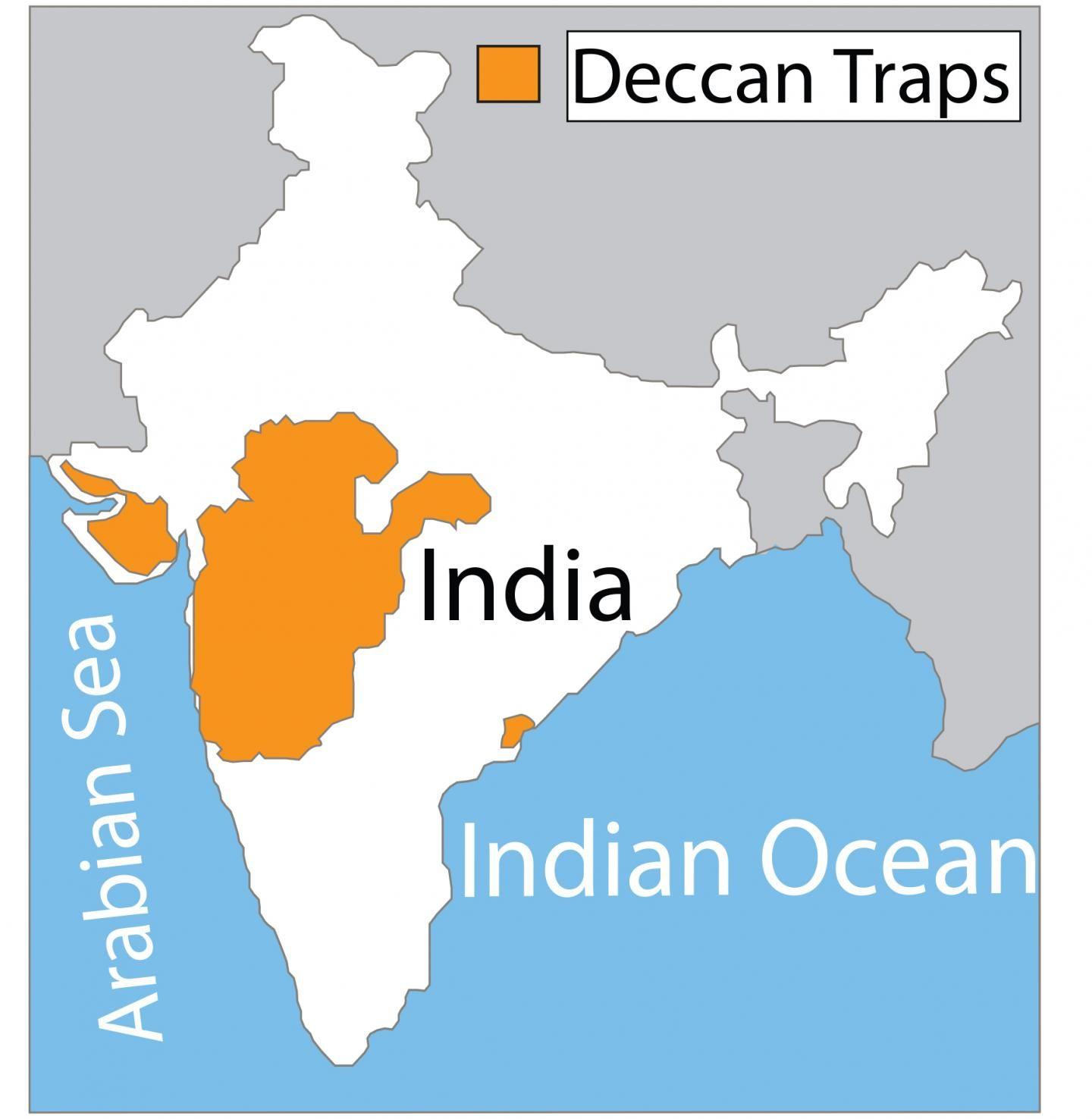 Deccan Traps India
