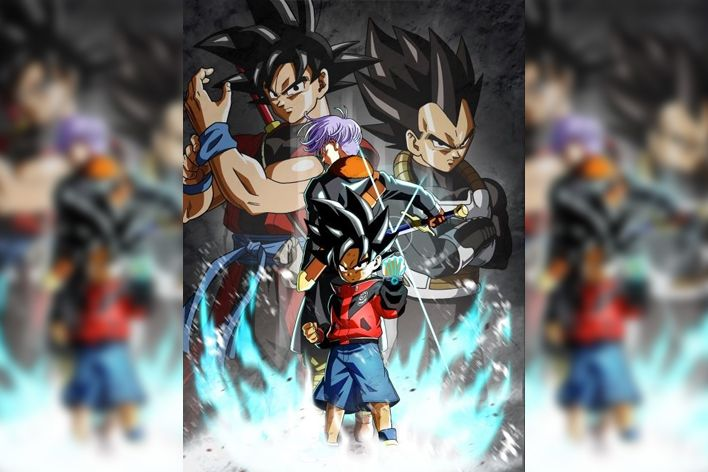 super dragon ball heroes world mission card creation art